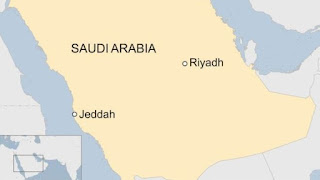 Saudi shooting in Jeddah, Palace guards killed.