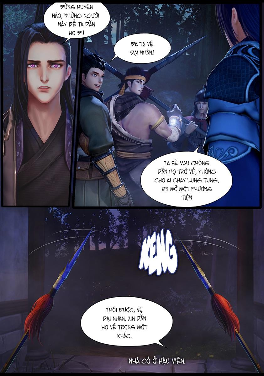 Thủ Mộ Bút Ký - Chapter 36: Quái Tử Tướng - Pic 6