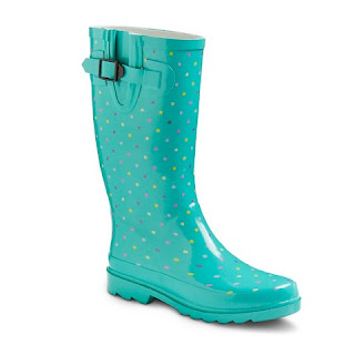 aqua rain boots