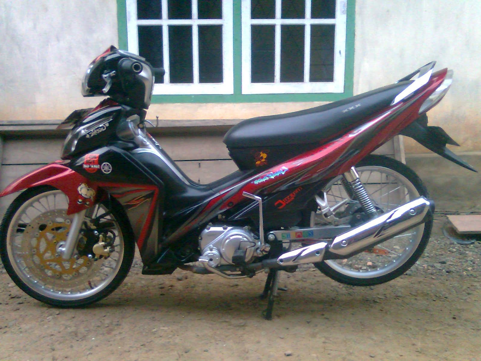 Modifikasi Motor Jupiter Z 2010 Automotivegarage Org