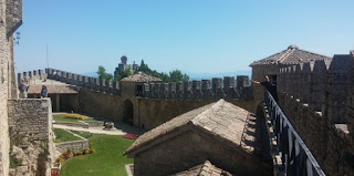 Fortaleza de Guaita, San Marino.