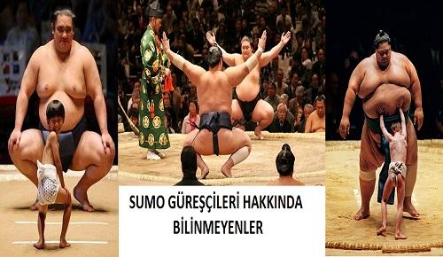 Sumo Güreşçiler Hakkında Kısa Bilgi