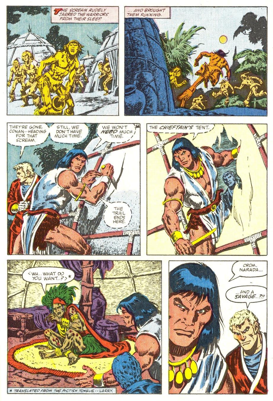 Conan the Barbarian (1970) Annual_11 Page 27