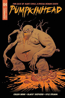 Comics: Pumpkinhead #4 – Reviewed