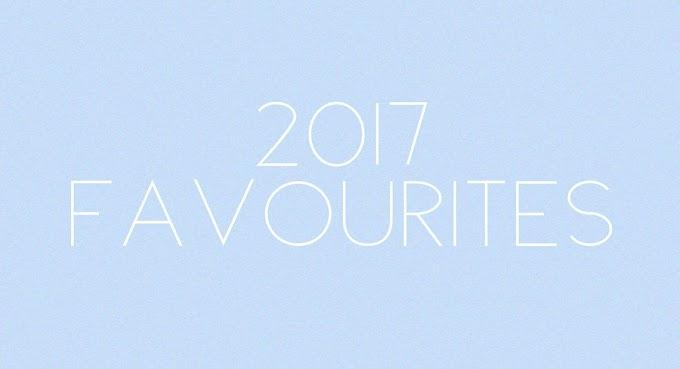 Top Ten Favourites of 2017   LIFESTYLE