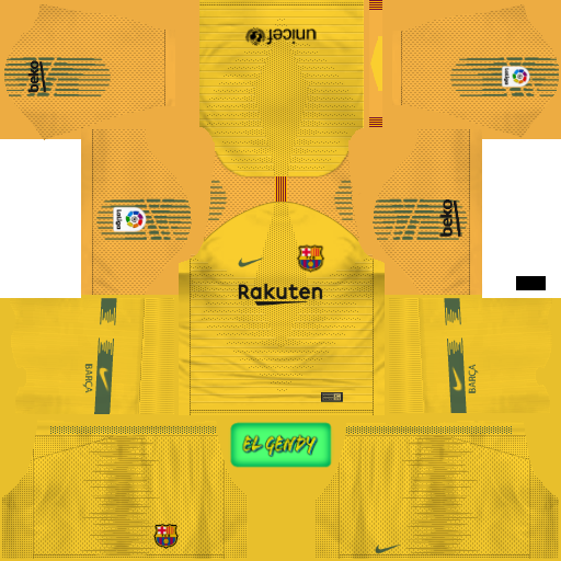 save off 8ef27 46264 Dls Fts Kits Com Barcelona 2019