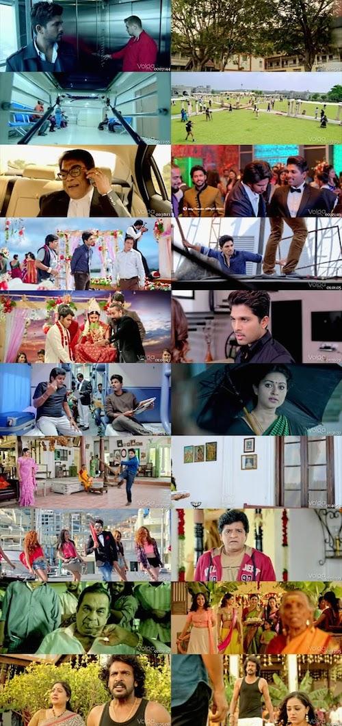 S/O Satyamurthy Telugu DVDRip Movie Download