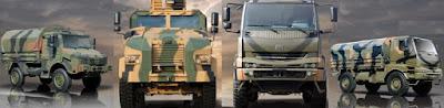 BMC savunma araçlarıda üretiyor