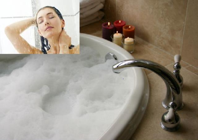 احذر... هذا ما سيحدث لك اذا أخذت حماما ساخنا قبل النوم!! معلومات خطيرة  يجب عليك معرفتها  !