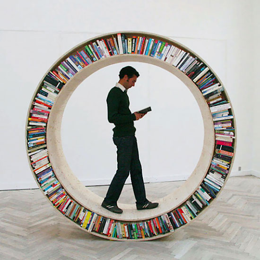 Marvelous Bookcases From Everywhere