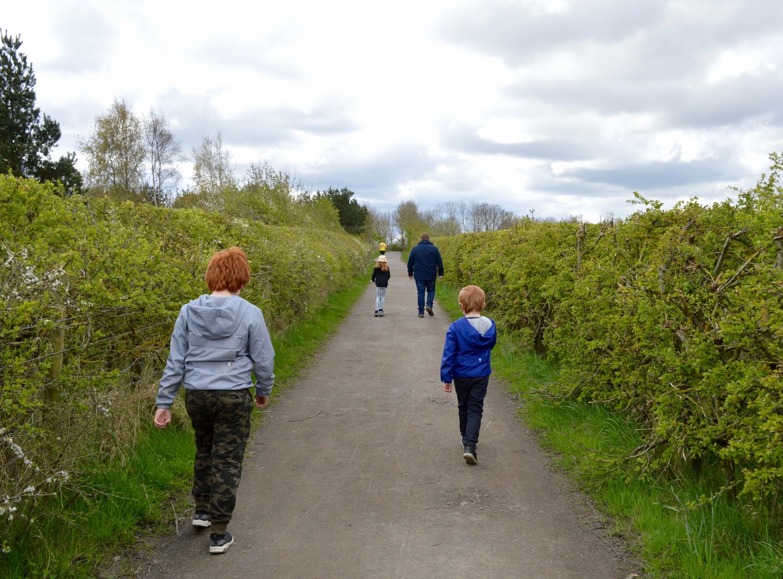 10 of the best family walks in North East England with a cafe and play park nearby - Rising Sun Country Park