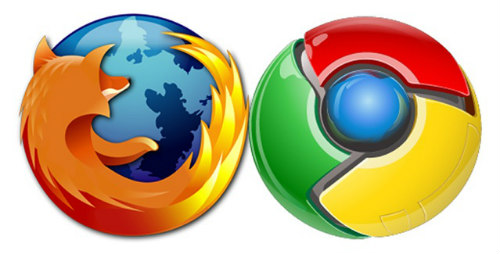 Firefox Quantum And Google Chrome