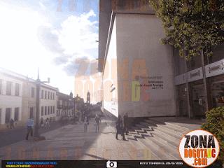 Foto Biblioteca Luis Ángel Arango