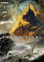Prometheus - Atlantis #1