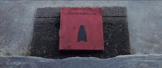 Livre Mister Babadook