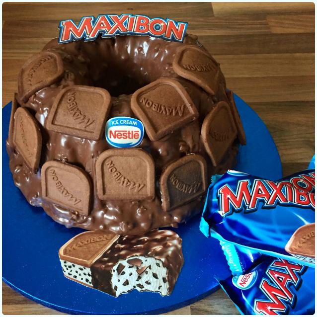Maxibon Bundt Cake