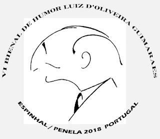 "VI Biennial of Humour ""Luiz D'Oliveira Guimarães"" Espinhal Penela 2018, Portugal"