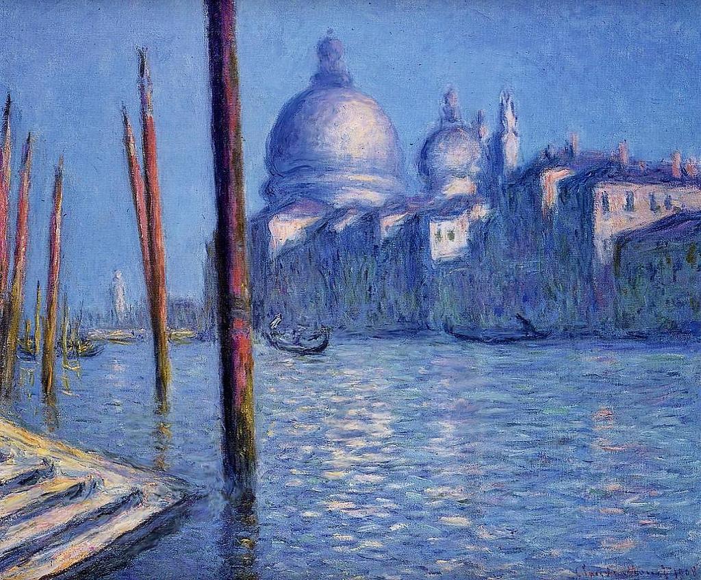 Claude Monet | Venice painting, 1908 | Tutt'Art@ | Pittura ...