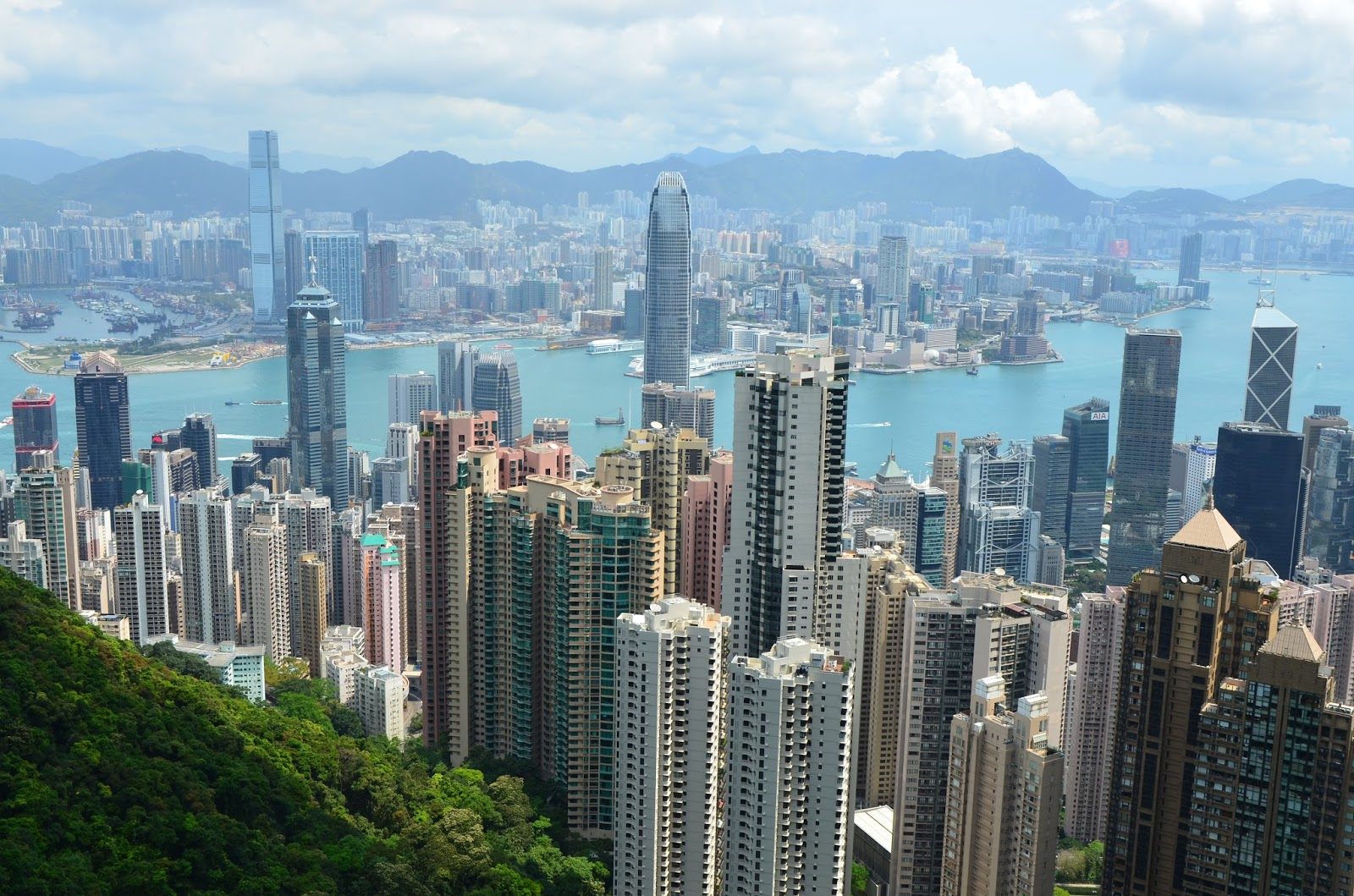 Swiss Traveler: 7 things to do in Hong Kong that everybody must do