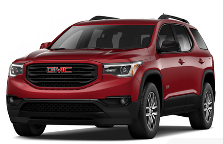 2018 GMC Acadia Review
