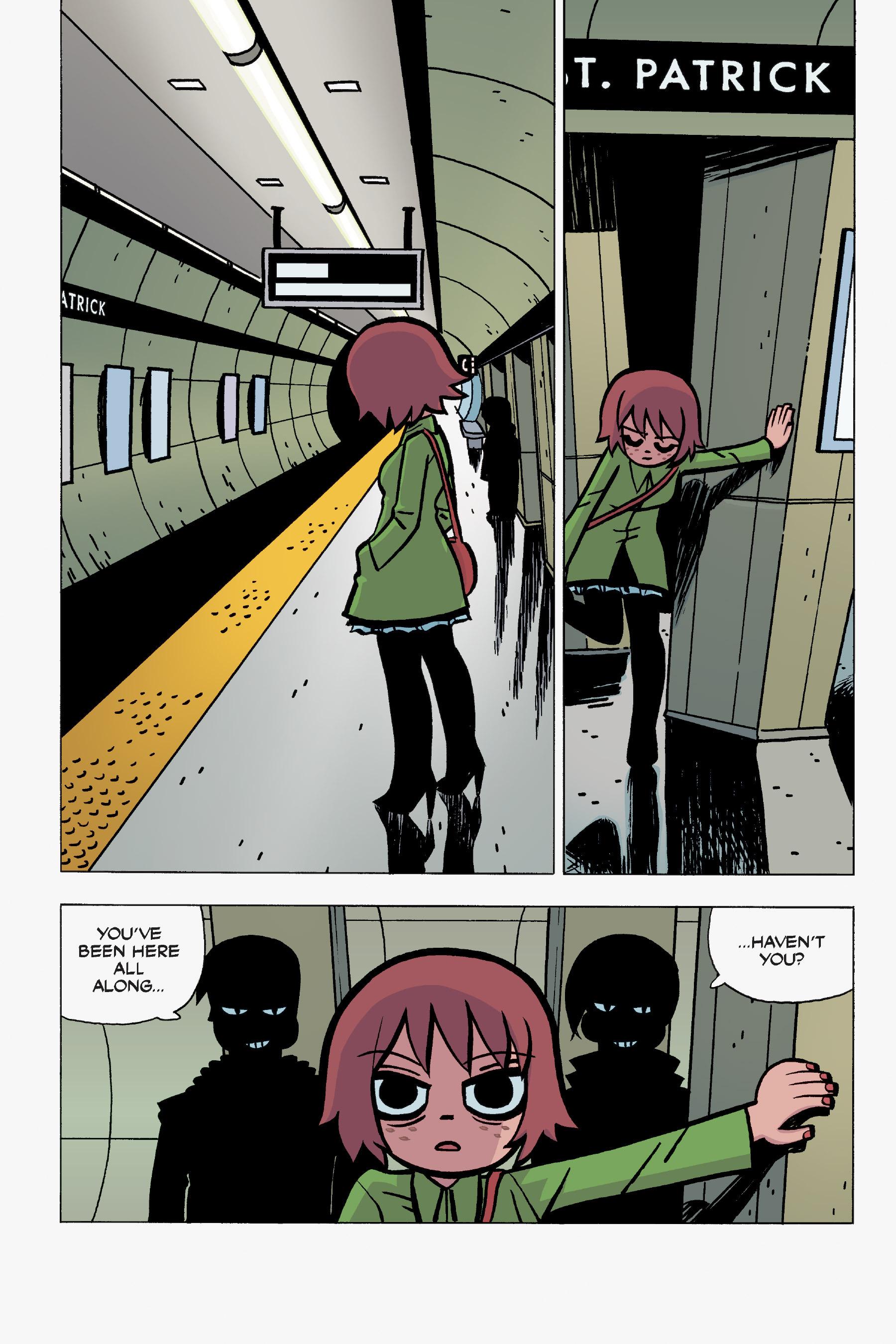 Read online Scott Pilgrim comic -  Issue #5 - 98