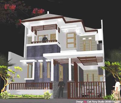 rumah cantik - desain rumah klasik minimalis   blog