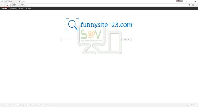 FunnySite123.com (Hijacker)