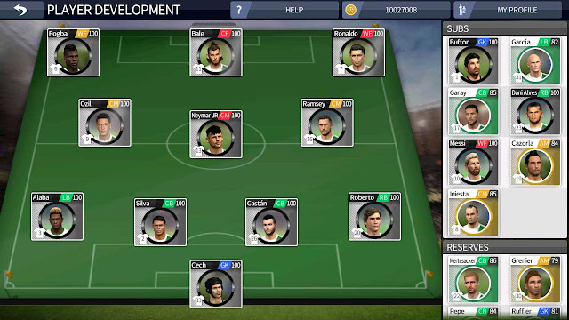 cara cheat dream league soccer 2016