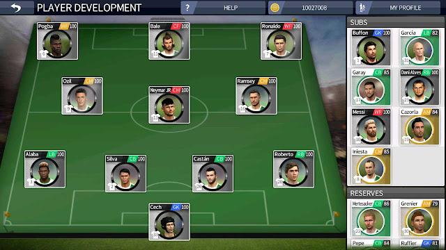 cara cheat dream league soccer 2016