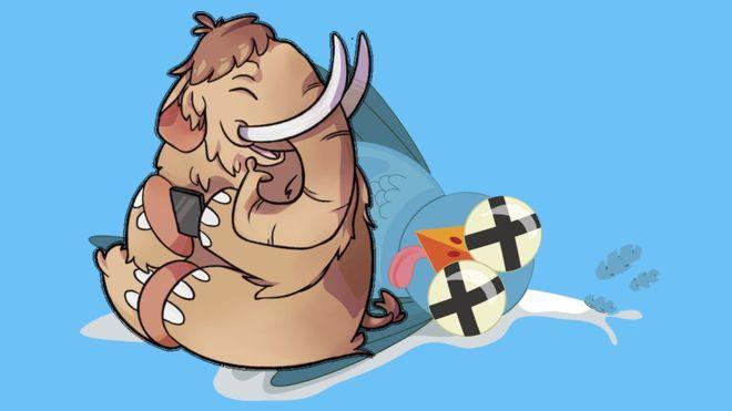 """Mastodon, la red social que quiere """"aplastar"""" al pajarito de Twitter"""