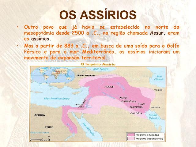 Os Assírios-2