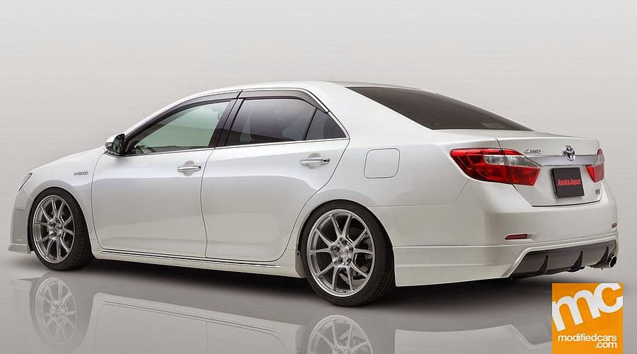 Toyota Camry 2017 Modified