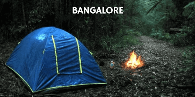Trekking tents for rent in Bangalore