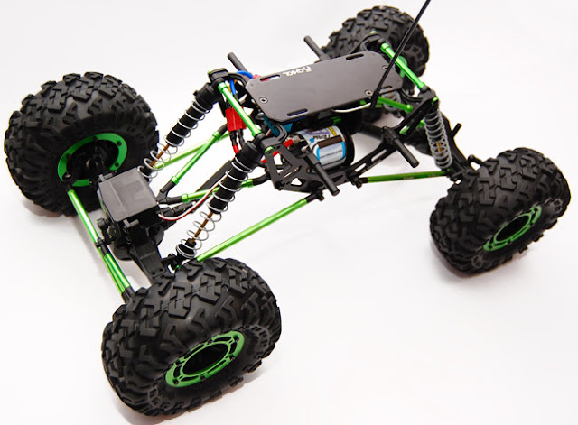 Axial AX10 Scorpion RC Rock Crawler