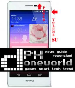 Huawei P9: Come fare un Hard Reset se si blocca e il display non funziona