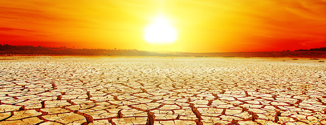 Study predicts a significantly drier world at 2ºC