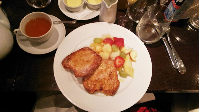 Cote Brasserie Brunch French Toast