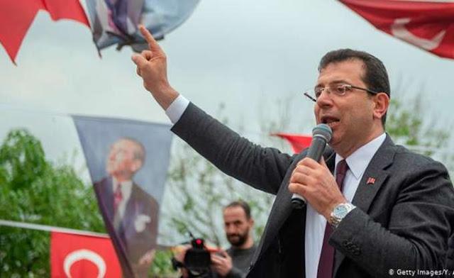 Ιμάμογλου: Διεξάγουμε μια μάχη για τη δημοκρατία