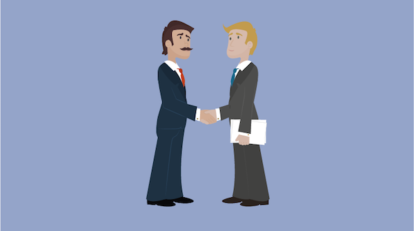 When should you sign a Pact partners?