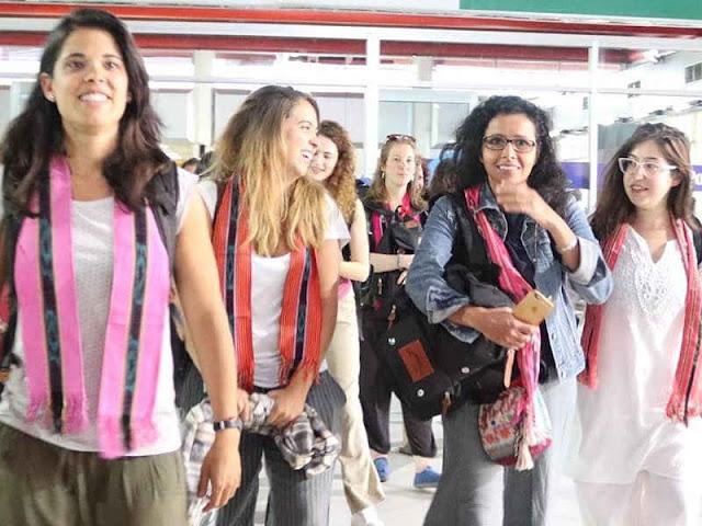 Orquesta de Camara de Siero (OCAS) Spanyol Kuatkan Ambon Sebagai Kota Musik Dunia