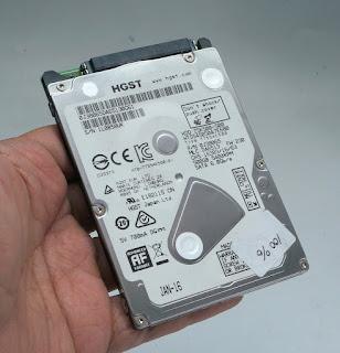 Jual HDD Bekas 500GB