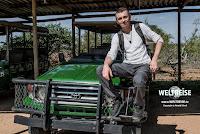 Safari, Kruger National Park Südafrika Weltreise