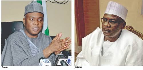 What Saraki, Dogara Have Done To NASS - Senator Ndume