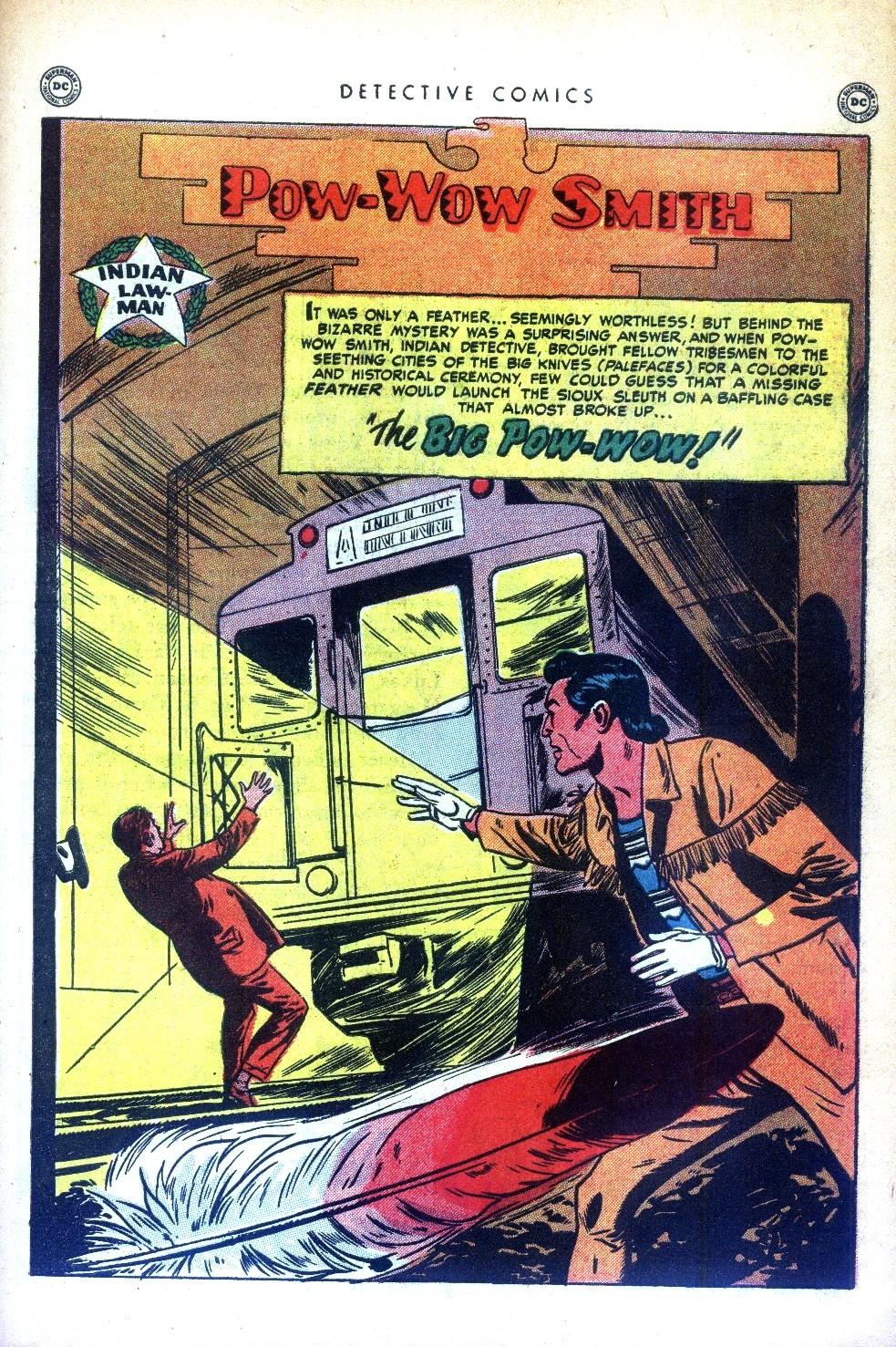 Read online Detective Comics (1937) comic -  Issue #169 - 39