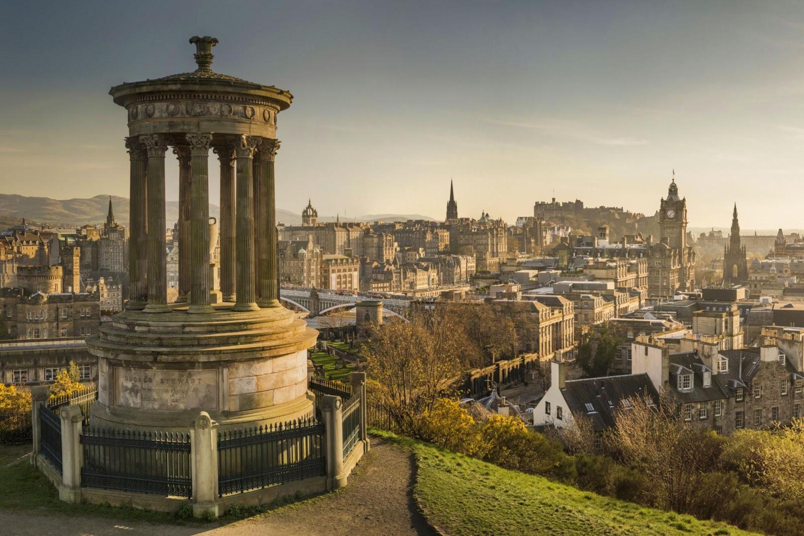 Kết quả hình ảnh cho Edinburgh