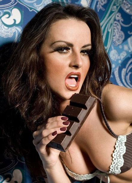 Beatrice golomb chocolate study