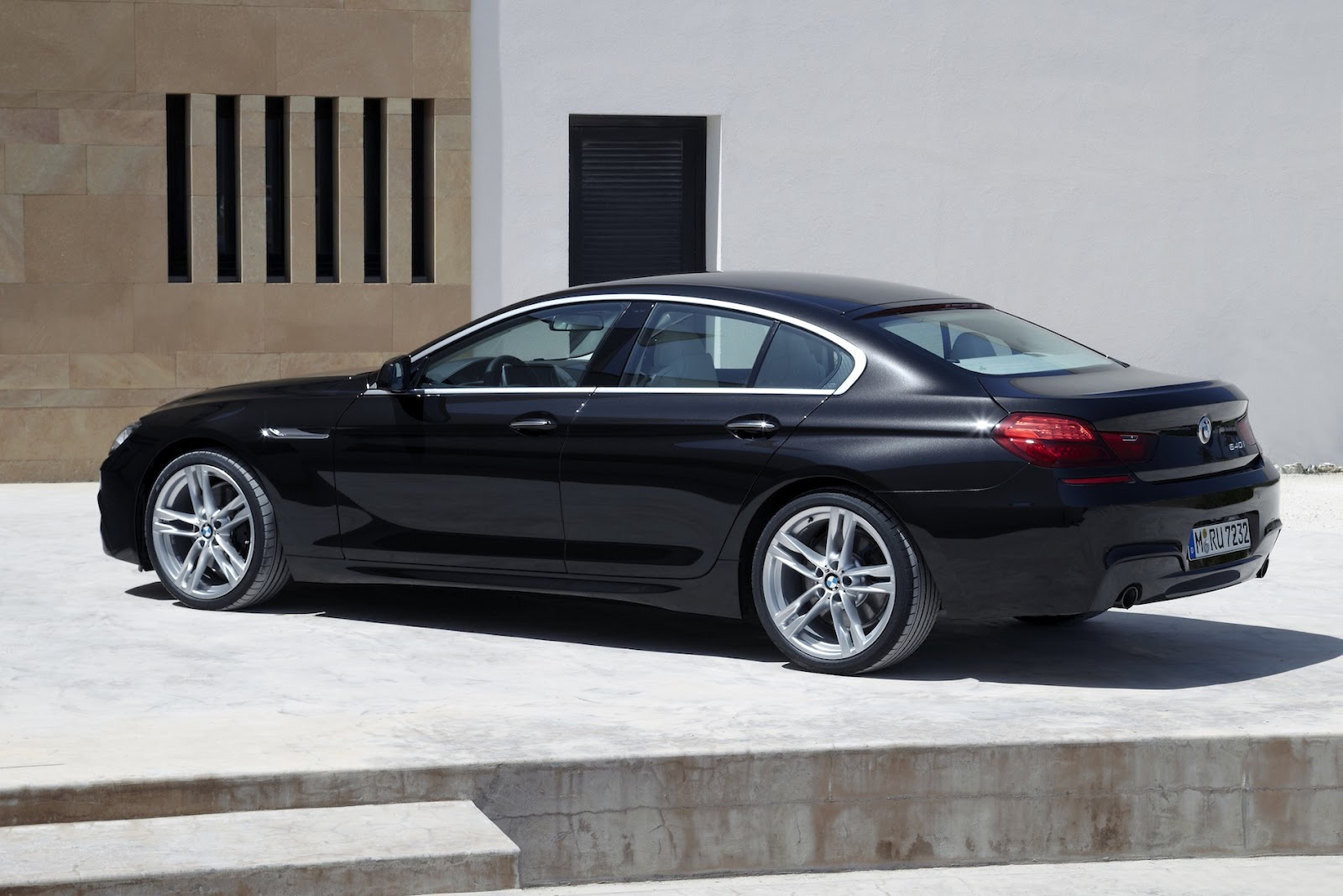 Production 2013 Bmw 650i Gran Coupe Gallery Automotive