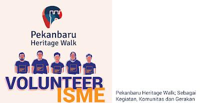 Pekanbaru Heritage Walk PHW Komunitas kegiatan gerakan sosial