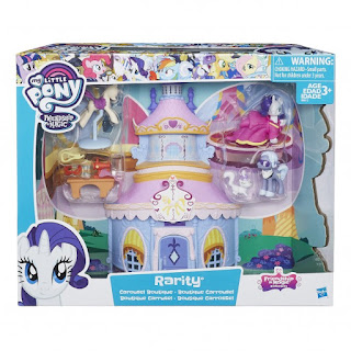 Friendship is Magic Collection Mlp Rarity set