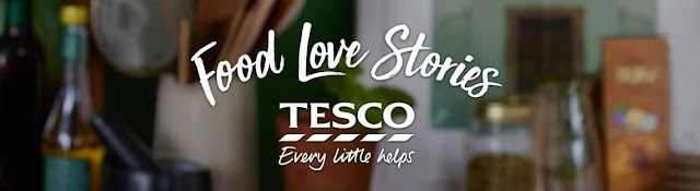 Tesco Food Love Stories Banner